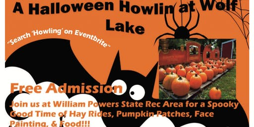 A Halloween Howling at Wolf Lake