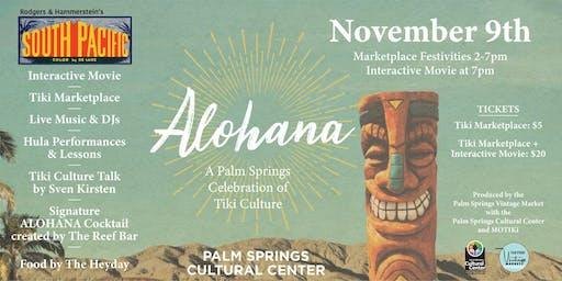 ALOHANA: A Palm Springs Celebration Of Tiki Culture