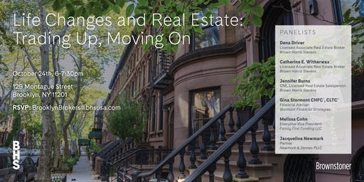 Life Changes and Real Estate: Trading Up, Moving On