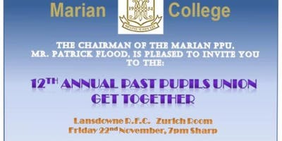 Marian Annual PPU Get Together