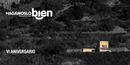 """VI Aniversario- Estreno de documental """"Palermo: El destino que escribimos"""""""