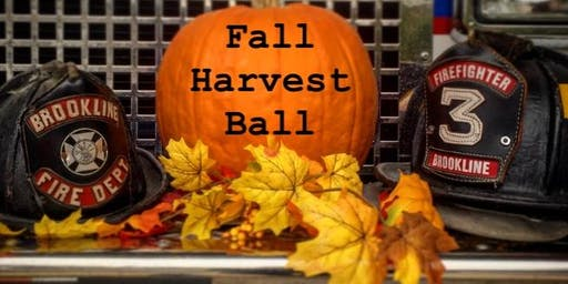 Brookline Firefighters' Fall Harvest Ball
