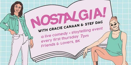 nostalgia! the farewell show tickets