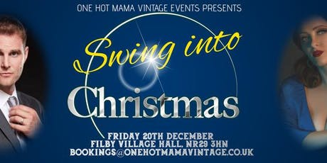 Swing into Christmas tickets