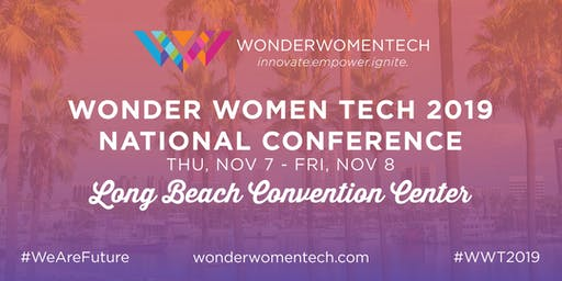 4th Annual Wonder Women Tech National Conference