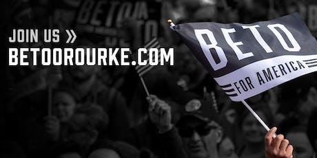 CLIPBOARDING FOR BETO O'ROURKE | DALLAS, TX tickets
