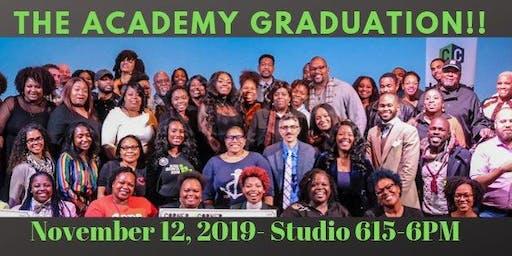 The Academy Graduation - Fall 2019 (Free admission)
