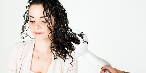 Curly Hair Education Pop-Up For Stylists in Santa Rosa