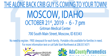ABC'S of Safe Sleep MOSCOW tickets