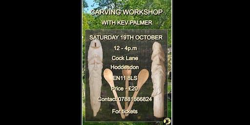 Totem Wood Carving Workshop