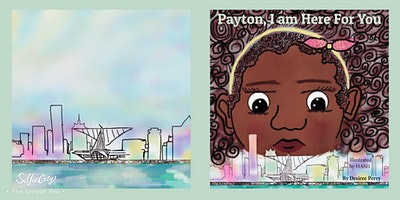 Payton, I am Here for You Book Signing and Birthday Celebration