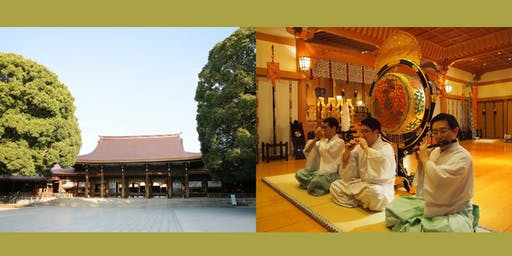 Shinto & Gagaku–Japanese Traditional Religion and Music