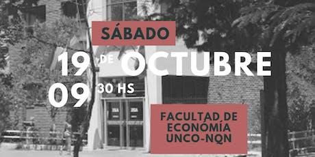 Imagina La Norpatagonia #9 - Arquitectura y Arte Urbano entradas