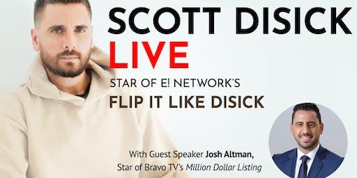 (Free) Scott Disick LIVE in Glendale!