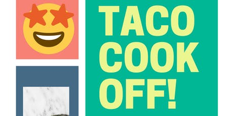 TACO COOK OFF COMPETITION FOR KW CARES! tickets