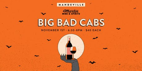 Big Bad Cabs: Mandeville tickets