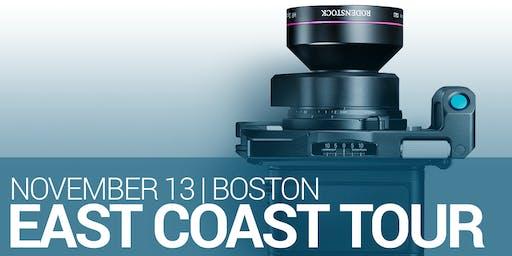 DT East Coast Tour – Boston – November 2019