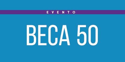 BECA 50: Emprendimiento y economía circular