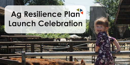 Agriculture Resilience Plan Launch Celebration