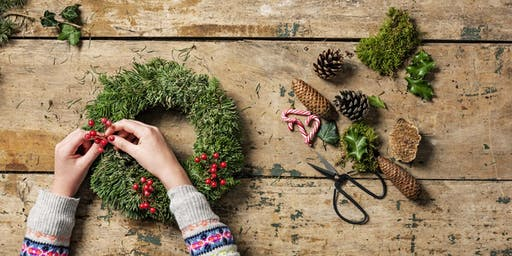 Wreathmaking Workshop with Sequoia Buck