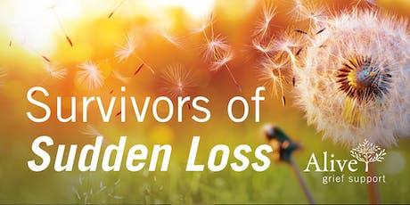 Survivors of Sudden Loss Support Group - Nashville tickets