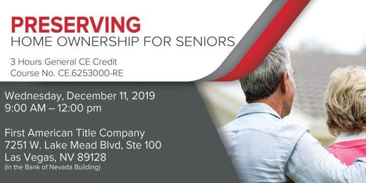 Your Senior Clients and Reverse Mortgages 12/11