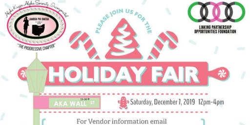 AKA Wall St. - Holiday Fair 2019