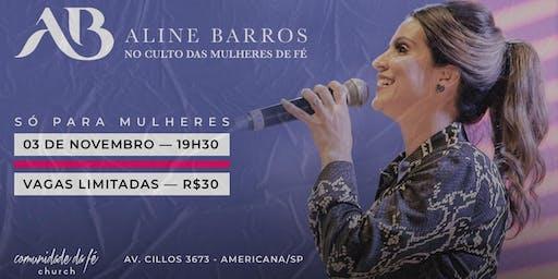 Aline Barros - Só para mulheres - Comunidade da Fé