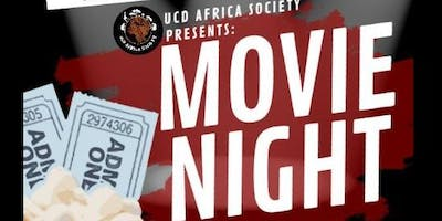 UCD Africa Movie Night !!!!
