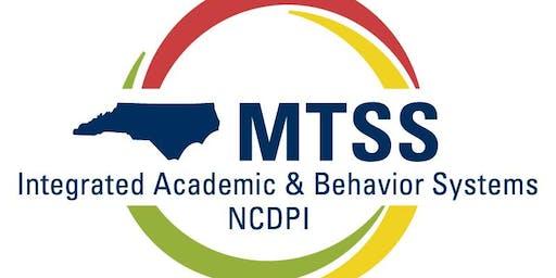 Establishing a Core Tier of Behavior Support - Piedmont/Central