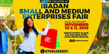 IBADAN SMEs FAIR tickets