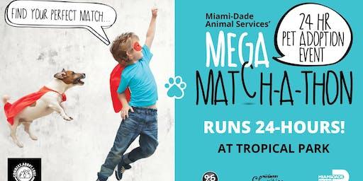 Mega Match-A-Thon 24 Hour Pet Adoption Festival