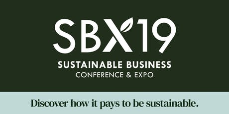 SBX19 - Exhibitor's Registration tickets