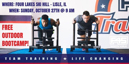 Free - F45 Bootcamp!