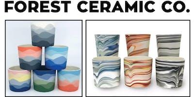 Forest Ceramic Co. (Sean Roberts) Artist Talk & Demo!