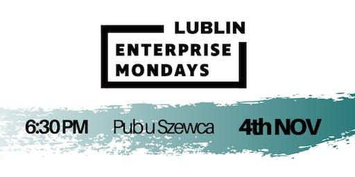 Lublin Enterprise Mondays #2