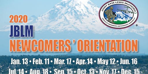 JBLM Newcomers Orientation