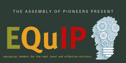 Equip - Equipping  Leaders for Ministry