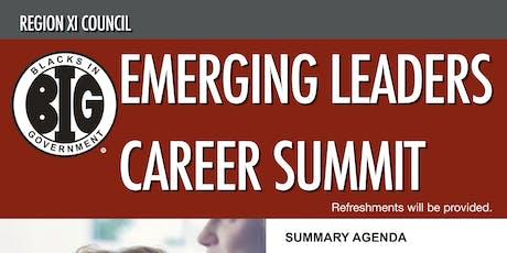 Region XI Emerging Leaders Career Summit tickets