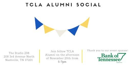 TCLA Alumni Social