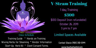 V-Steam Certification