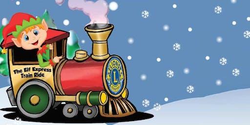 Elf Express Train Ride - Sat, Dec 21 @ 4:00pm