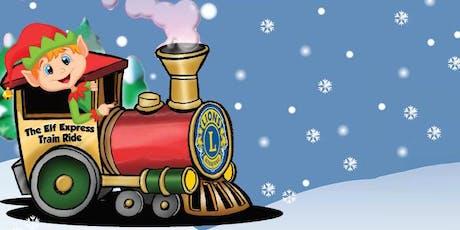 Elf Express Train Ride - Sun, Dec 22 @ 10:00am tickets