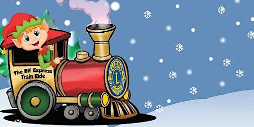 Elf Express Train Ride - Sun, Dec 22 @ 11:30am