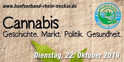 Cannabis - Geschichte. Markt. Politik. Gesundheit.
