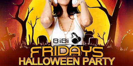 Bajas Fridays - Halloween Party tickets