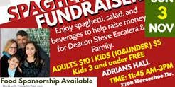 Deacon Escalera Benefit