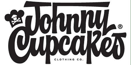Johnny Cupcakes X Johnny Doughnuts tickets