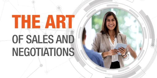 The Art of Sales & Negotiations (Quebec) - FREE Workshop & Networking Event