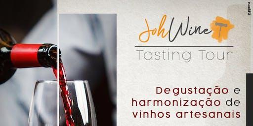 Joh Wine Tasting Tour
